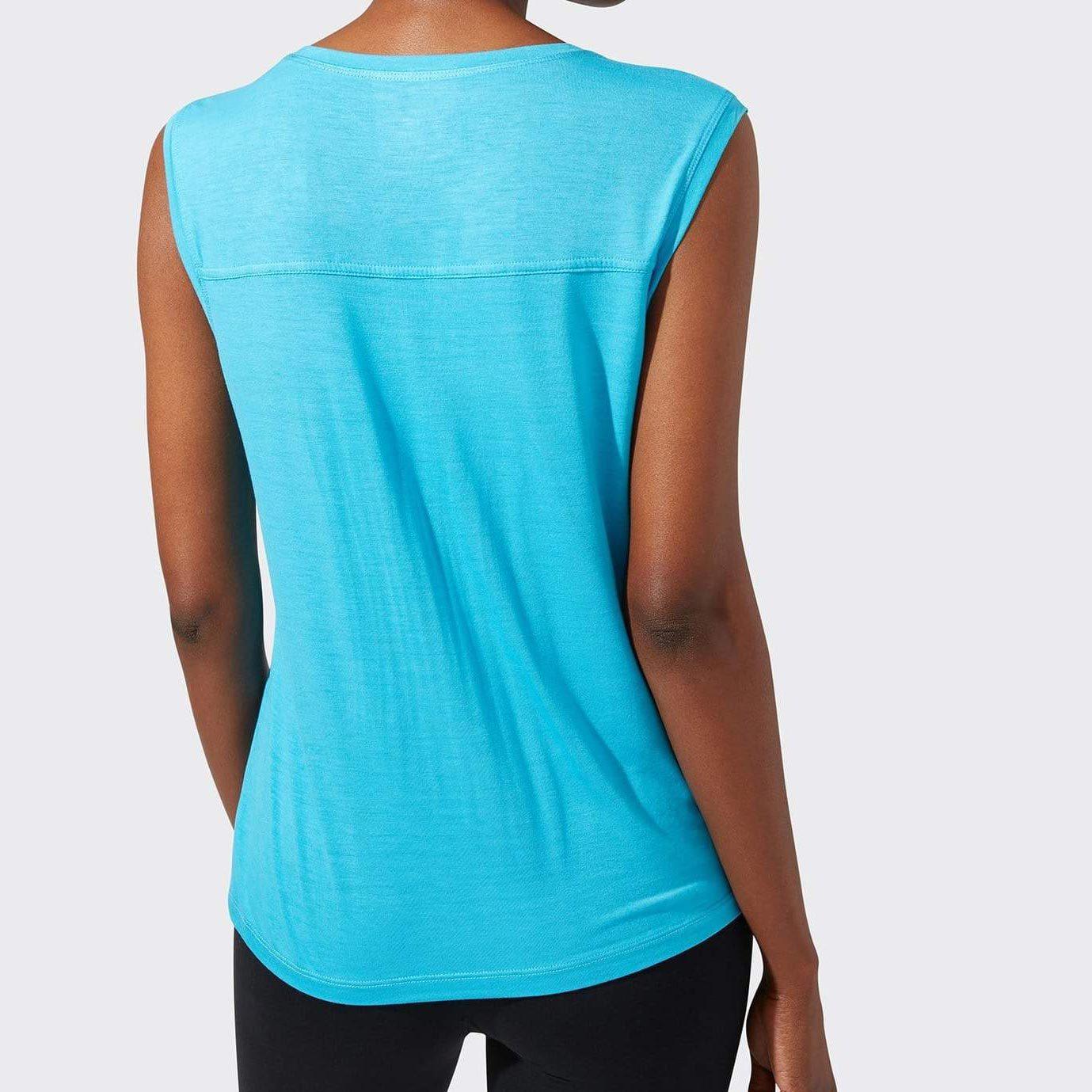 sleeveless tank top
