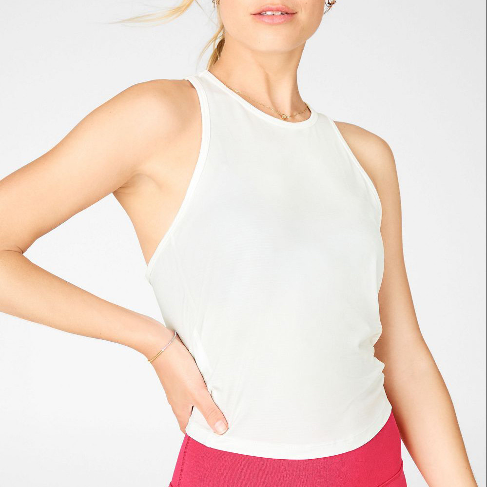 womens cropped tank tops