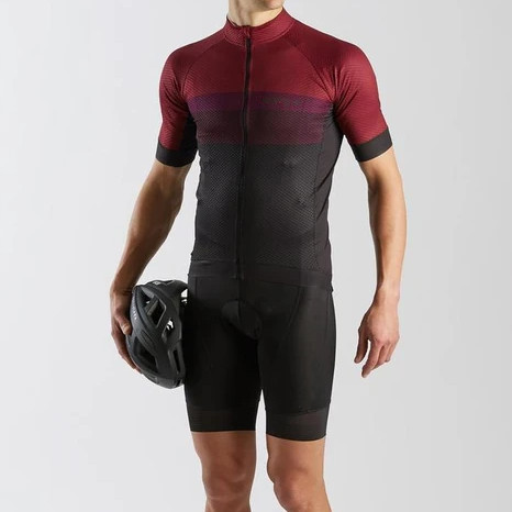 Private Label Custom Full Zip Reflective Mens Specialized Cycling Clothing-Aktik