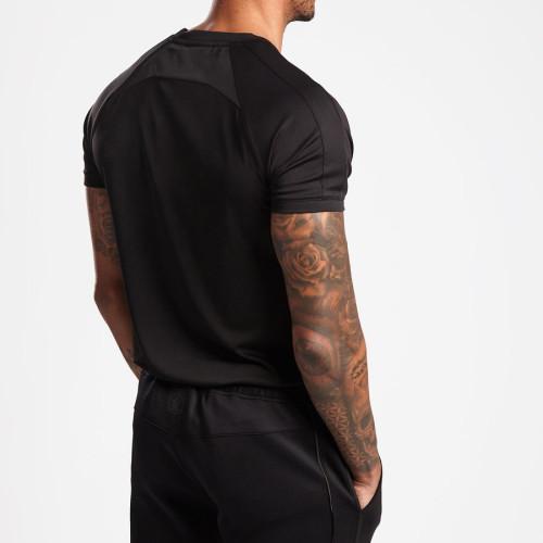 High Quality Custom T Shirt Printing Short Sleeve Dri Fit T Shirts for Men-Aktik