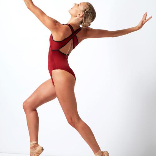 Custom Dance Leotards Wholesale Criss Cross Ballet Dance Clothes for Women-Aktik
