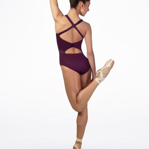 Custom Girls Dancewear Criss Cross Wholesale Girls Gymnastics Leotards-Aktik