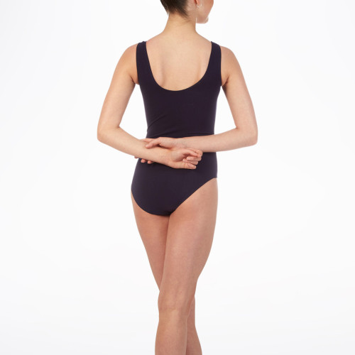 Custom Dance Outfits Wholesale V Neck Leotards Ballet Clothes for Girls-Aktik