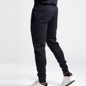 Private Label Custom Mens Sweatpants Slim Fit Cotton Fleece Jogger Pants-Aktik