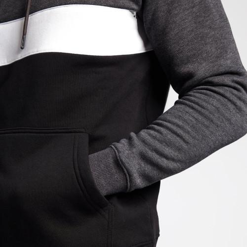 Wholesale High Quality Blank Hoodies Custom Embroidered Hoodies for Men-Aktik