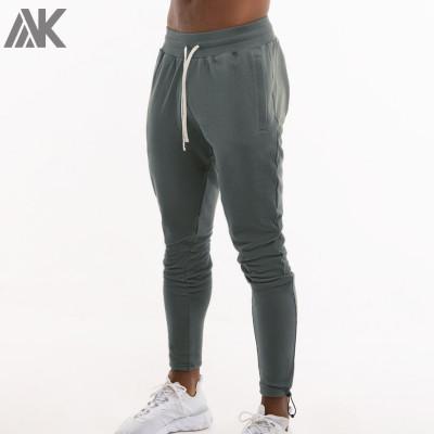 Custom Jogger Sweatpants 100 Cotton Designer Wholesale Mens Jogger Pants-Aktik