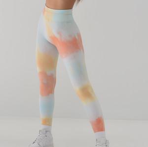 Custom Patterned Leggings High Waisted Butt Lifting Leggings for Women-Aktik