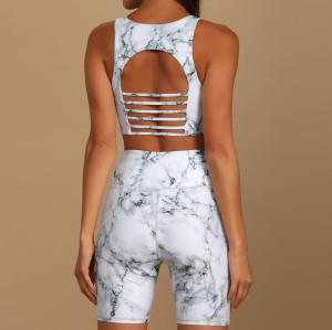 Wholesale Fitness Clothing Custom Women's Designer Activewear Outfits-Aktik