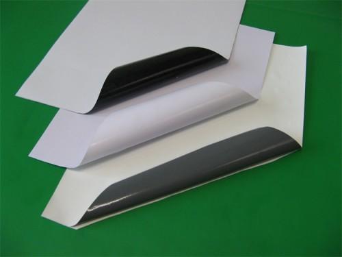 Waterproof Glossy Color Self Adhesive Vinyl Rolls PVC Printable Vinyl