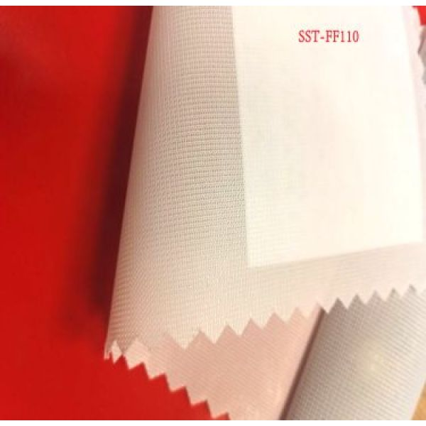 High Quality Sublimation Mesh Flag Fabric for Roll up Banner Stand Display