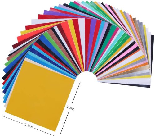 Glossy/Matte Color Cutting Plotter Vinyl 80mic/120g With Free Sample