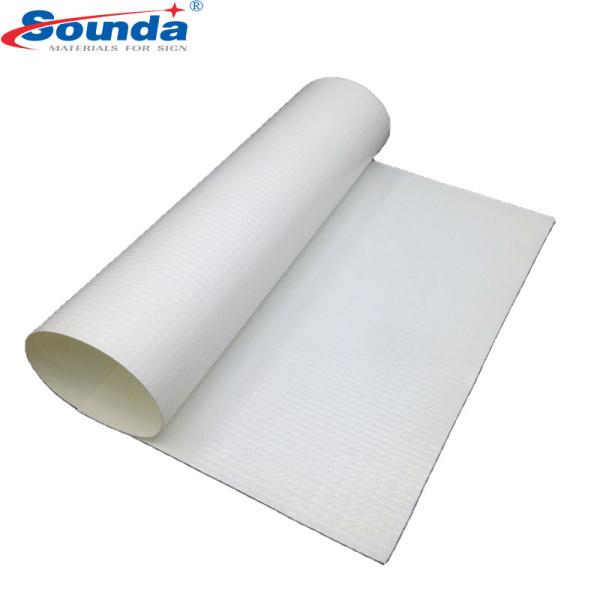 Wholesale High Quality Digital Printing 500X500 Frontlit Flex Banner 340g 380g 440g