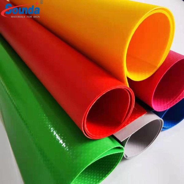 Practical Promotional UV-Protection Waterproof PVC Tarpaulin for Tent