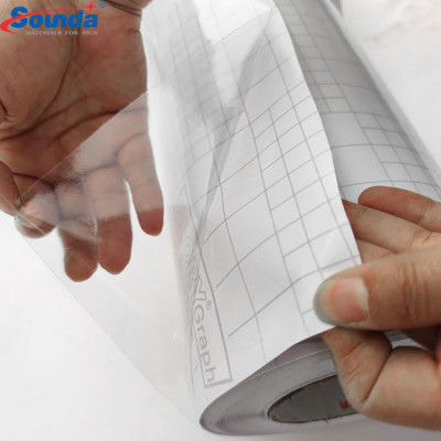 Factory Price PVC Cold Lamination Film Supplied by China Supplier