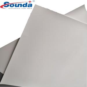 Popular Economic PVC Flex Banner | Coated Blockout | Digital Printing