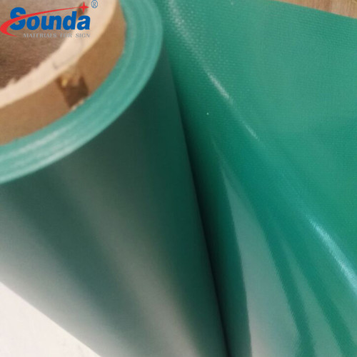 Colorful Knife Coated Tarpaulin/Tent Fabric Used for Truck Cover