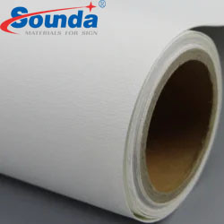 Solvent-Based Blank 380GSM Polyester and Cotton Blend Printing Inkjet Canvas