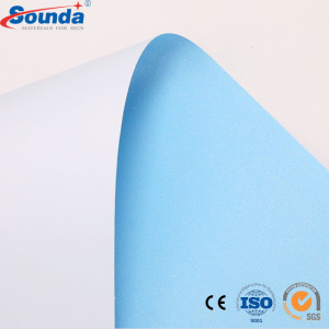 Blue Back Coated Photo Paper for Printing