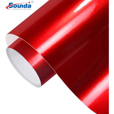 Printable vinyl wrap PVC car wrap vinyl sticker 120g/140g/160g glossy and matte