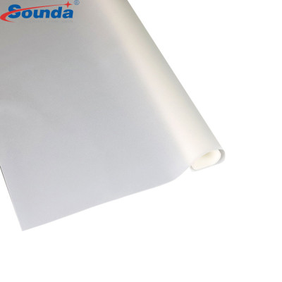 High quality window tinting film with A4 size sample
