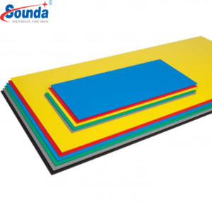 Competitive Price PVC Co-Extruded Foam Board for Building and Decoration Materials