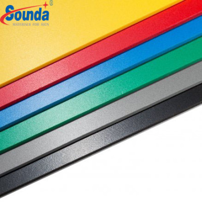 Different Density PVC Foam Board With Factory Selling Price