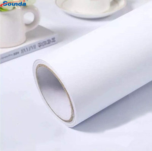 Printable Sticker Car Wrap PVC White Sticker Self Adhesive Vinyl