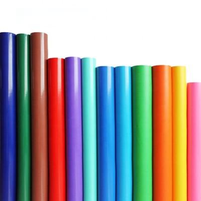 80micron Self Adhesive Color Cutting Vinyl