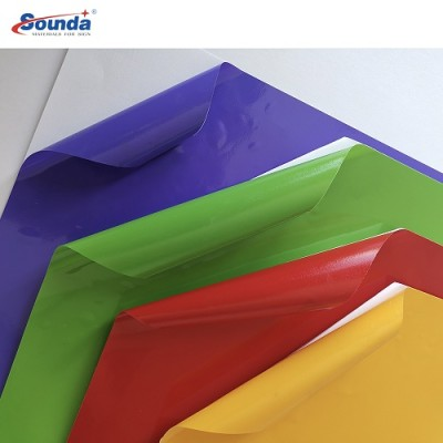 Good Price Solid Color PVC Vinyl Roll for Plotter Cutting