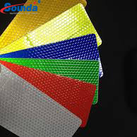Advertising Grade Reflective Sheeting with Competitive Price