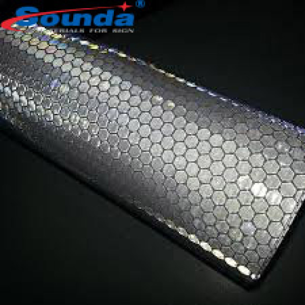 Sounda High Intensity Engineering Grade Egp Adhesive Reflective sheeting