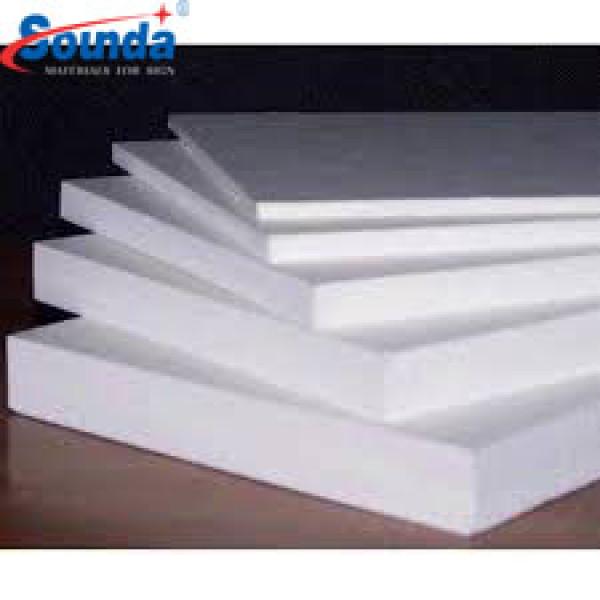 Sounda decorative wide skirting board PVC Free Foam Board with free sample