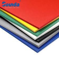 Sound easy cleaning pvc foam board for Furniture with free sample