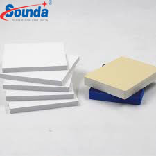 1.22*2.44m UV Coated 5mm PVC Foamed sheet/board/panel  PVC  Foam Board Furniture