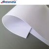 Super smooth&glossy 500X500D 440g PVC backlit flex banner with free sample
