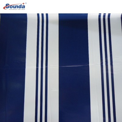 Laminated tarpaulin for truck curtain with transparent with free sample