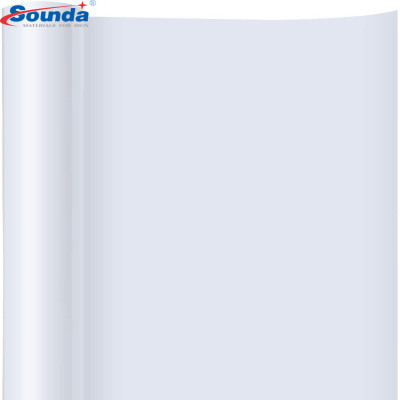 Best quality waterproof roll gloss/matte inkjet self adhesive vinyl with free sample