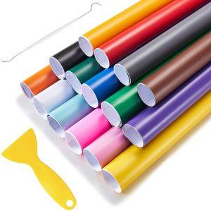 High temperature vinyl sticker,Quality Self adhesive vinyl,SAV for fabrics with free sample
