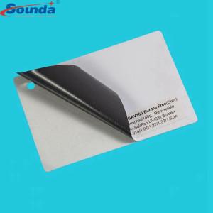 Inkjet self adhesive vinyl waterproof with free sample