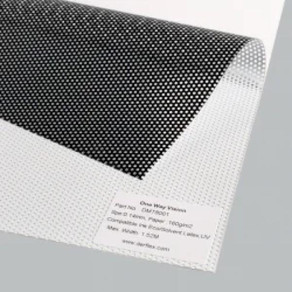 Digital Printing Window and Floor PVC One Way Vision Vinyl with free sample