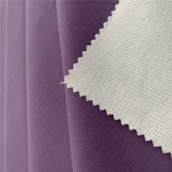 Solvent Matte Poly-Cotton Canvas Fabric  Waterproof Cotton Canvas with free sample