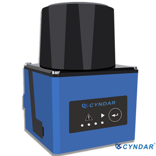 Industrial production Punch Machinery safety protection 2D laser scanner sensor