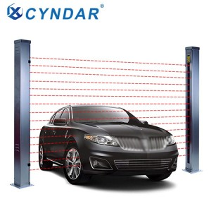 Vehicle separation light curtain-Safety Light Curtains for Automotive Applications