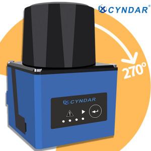 industrial safety laser scanners2d lidar scanner for contour detection