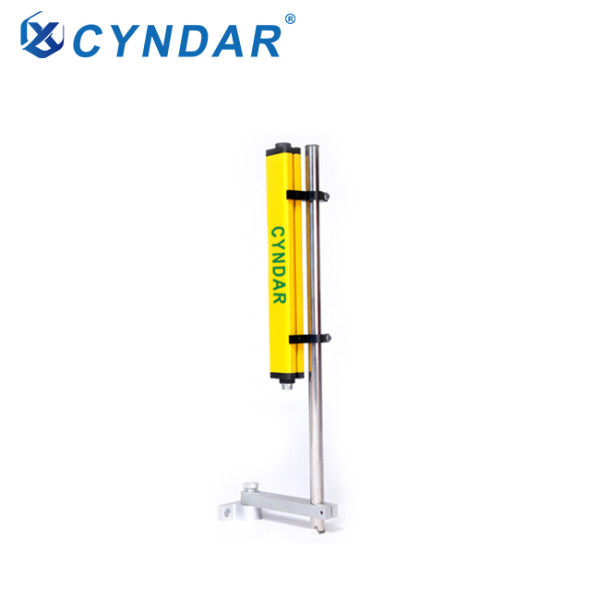 Remote protection height laser cutting machine using safety light curtain sensor