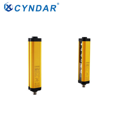 curtain sensor Counting safety light barrier sensor to check shape