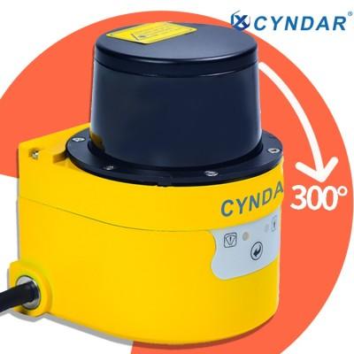 Outdoor use 2d laser profile scanner safety laser scanner replaces vehicle separation