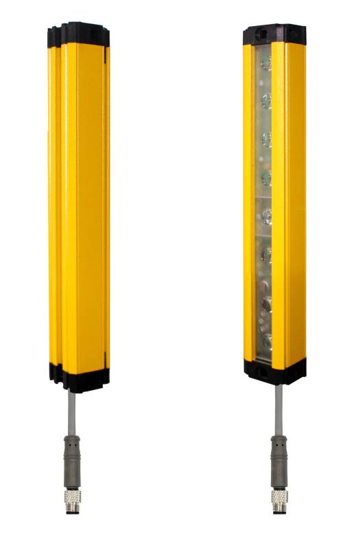 Type 4 beam spacing safety light curtain sensor photoelectric sensor