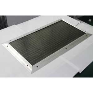 Mainly used in hazardous areas to prevent people from entering the protective safety mat.