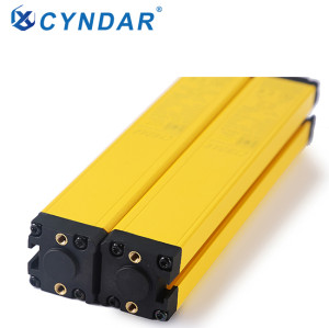 CE industrial beam safety barrier curtain beam safety grating for conveyor belt